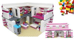 Lego Full House Lego Friends House Range By Misty Brick Youtube