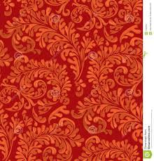 seamless vintage wallpaper pattern orange. Modren Seamless Wednesday 21 January 2015 With Seamless Vintage Wallpaper Pattern Orange N