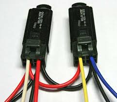 non h4 check the color of your lo and hi beam wires and match them up the kit if possible