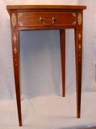 cherry end tables. Inlaid Cherry End Table By Butch Darrall Tables
