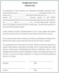 Lending Contract Cash Loan Agreement Form Money Template D