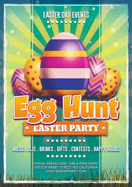 free photoshop wellness flyer freepsdflyer download easter day egg hunt free flyer template