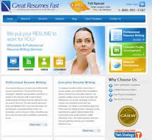 Great Resumes     Best for Executives Resume Help