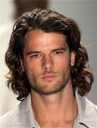 Hair Style For Men With Thick Hair long dark brown hairstyles for men with thick hair and beard 8952 by wearticles.com