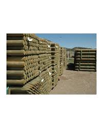 western wood 4 x 6 1 2 cca treated post wood