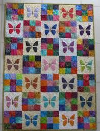 Best 25+ Butterfly quilt pattern ideas on Pinterest | Butterfly ... & Butterfly Baby Quilt Adamdwight.com