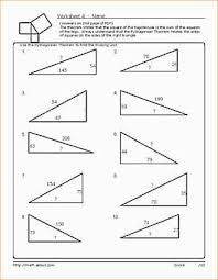 8+ pythagorean theorem worksheet | academic resume template