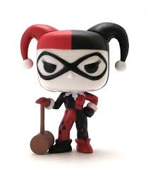 funko pop harley quinn with mallet dc comics