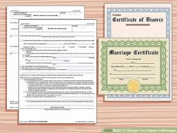 3 ways to change your name in michigan wikihow Wedding License Genesee County Mi image titled change your name in michigan step 2 marriage license genesee county mi