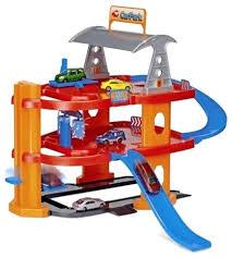 Dickie Toys <b>Парковочная станция</b> трехуровневая 3608322 ...