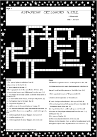 Hypothetical Particle That Travels Faster Than Light Crossword Astronomy Newsletter By Rohit T George Issuu