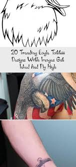 Fly Designs Yarn 20 Trending Eagle Tattoo Designs With Images Get Inked And