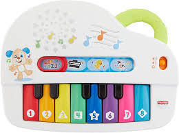 Fisher Price Work Light Fisher Price Laugh Learn Silly Sounds Light Up Piano