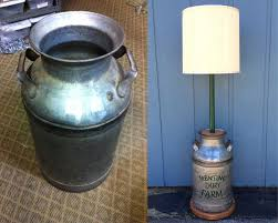 milkcanlamp