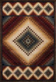 delectably yours com postage stamp rug by donna sharp united weavers designer genesis