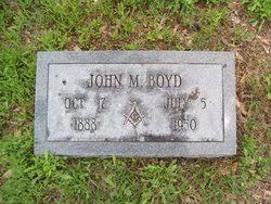 John Myrtle Boyd (1888-1950) - Find A Grave Memorial