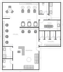 Floor Plans For Salons