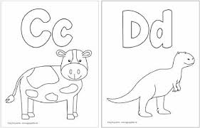 See more ideas about alphabet coloring pages, alphabet coloring, coloring pages. Free Printable Alphabet Coloring Pages Easy Peasy And Fun