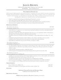 Industrial Maintenance Mechanic Sample Resume Best Of Resume For Maintenance Technician Styles Electrical 64