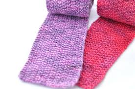 Easy Scarf Knitting Patterns For Beginners