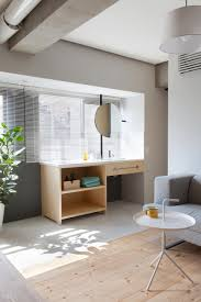 Japanese Style Living Room Two Apartments In Modern Minimalist Japanese Style Includes Floor
