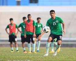 Iarq saudi asian cup match
