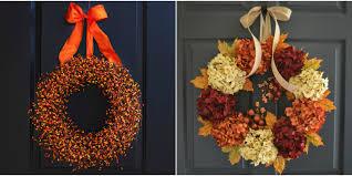 Fall Wreath 30 Diy Fall Wreaths Autumn Wreaths For Sale