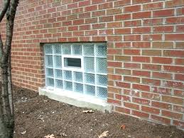 glass block basement windows cost glass block basement windows cost basement glass blocks block windows near