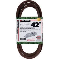murray 42 inch cut riding mower blade drive belt 1989 to 2010 murray 42 inch cut riding mower blade drive belt 1989 to 2010