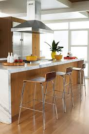 modern minimalist barstools lined up against a kitchen bar area stools r23