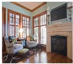 interior wood trim ideas