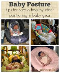 Your Baby's Posture in Baby Gear: Safe and Healthy Infant ...