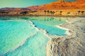 Znalezione obrazy dla zapytania jordania morze martwe