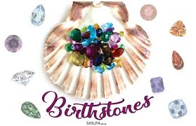 Birthstones By Month Find Your Birthstone Colors In Our Chart