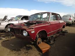 Coupe Series 2002 bmw for sale : Junkyard Find: 1973 BMW 2002 - The Truth About Cars