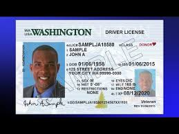 And Identification Wa Driver - License New Youtube Cards
