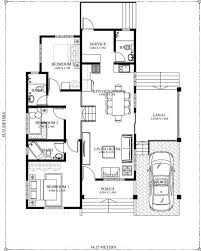 althea elevated bungalow house design
