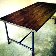 pipe coffee table industrial piping table reclaimed barn wood and pipe leg desk is this what