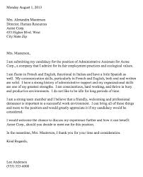 Relocation Cover Letter Examples Relocation Cover Letter Format