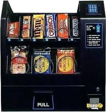 Tabletop Snack Vending Machine Cool Countertop Soda Vending Machine Plus Space Saver Soda Vending