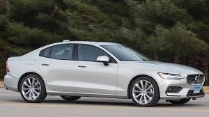 2019 volvo s60 is sophisticated and comfortable consumer reports 2019 volvo s60 front