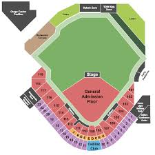 Tulsa Expo Pavilion Seating Chart Oneok Field Tickets Box Office Seating Chart Capacity