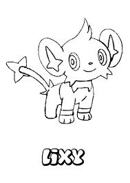 20 Dessins De Coloriage Pokemon En Ligne Imprimer