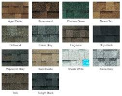 Oakridge Shingles Color Chart Owens Corning Shingles Oakridge Pro 30 Ar Driftwood Desert
