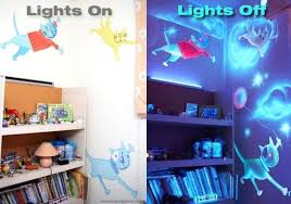 glow in the dark paint for wallsHow to Paint a Wall Mural with Glow in the Dark Paint  DIY for Life