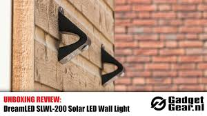 2017 Waterproof Solar Powered Led Wall Lamp Outdoor Landscape Lawn Solar Led Wall Lights