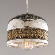 mercury glass lighting fixtures. enchanting mercury glass chandelier inspiring fascinating light fixtures lighting