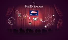 barilla spa a by sarah song on prezi