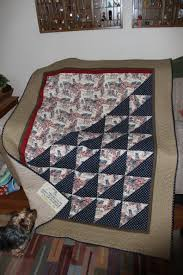 A Patriotic Soldier Quilt | HST | Pinterest | Patriotic quilts ... & A Patriotic Soldier Quilt Adamdwight.com