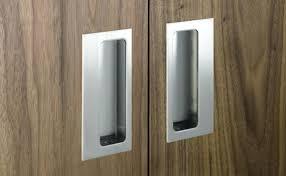 patio door handles pocket